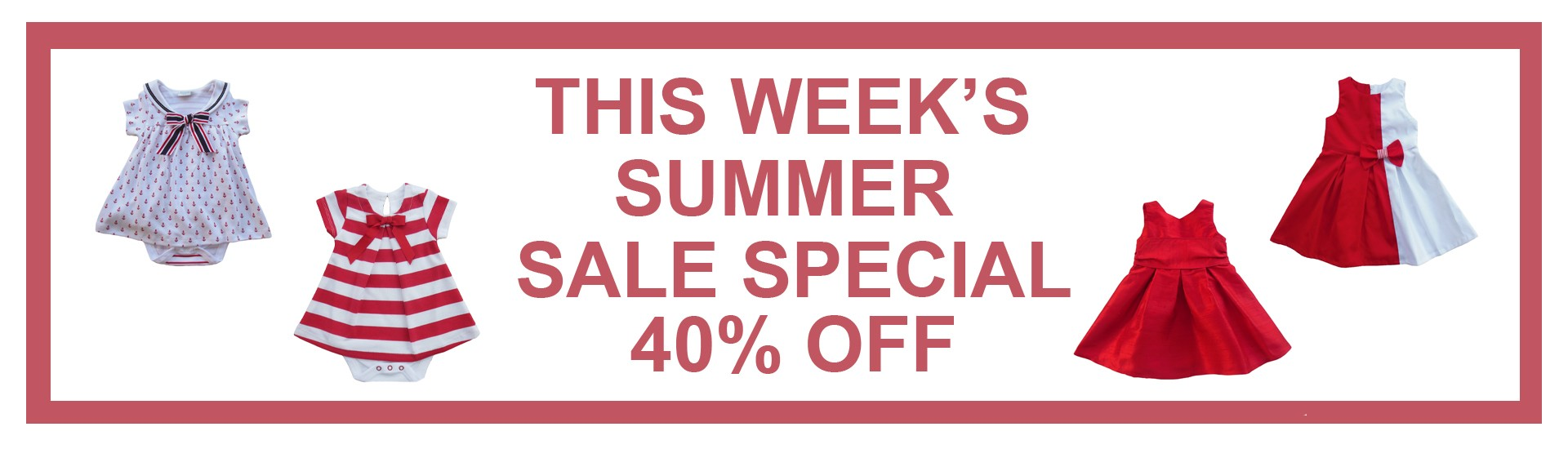 Summer Sale Special 1