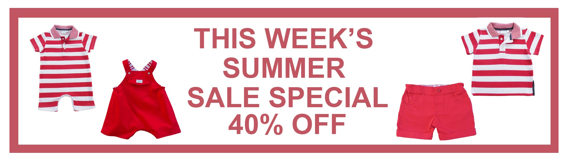 Summer Sale Special 2