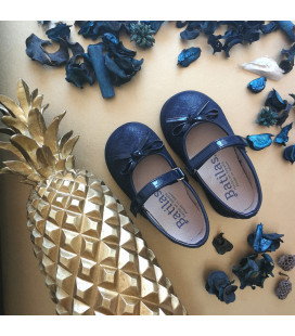 Mabel Navy Pumps