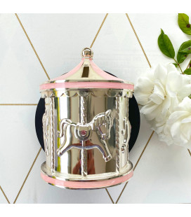 Merry-Go-Round Money Box