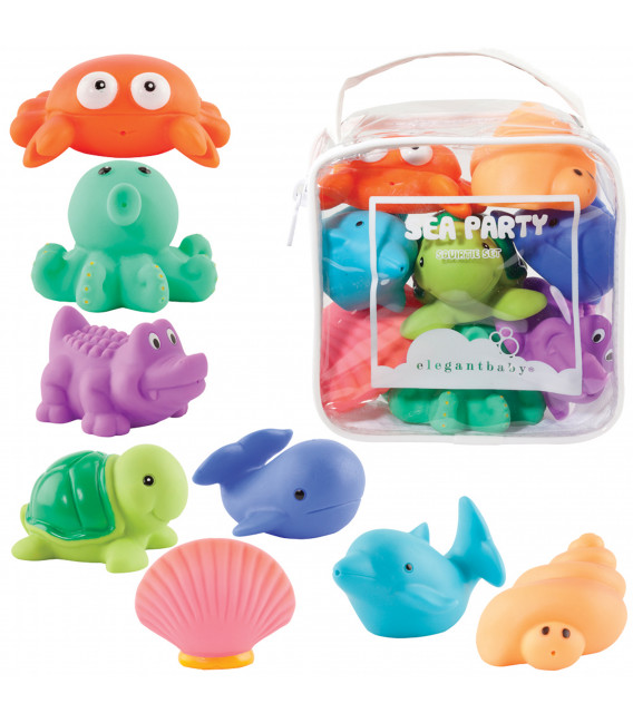 Sea Party Bath Squirties