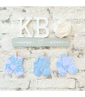 Baby Blue Sock Pack