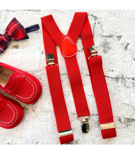 Red Suspenders