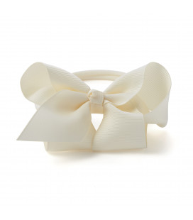 Med Bow Cream Headband
