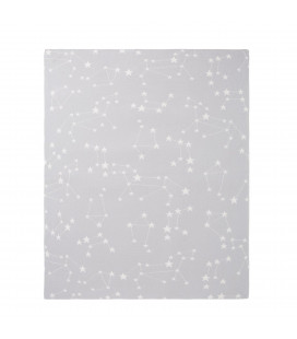 Constellation Grey Blanket