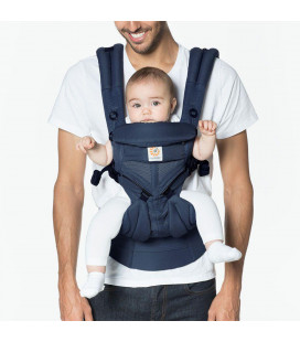 Navy Omni 360 Baby Carrier