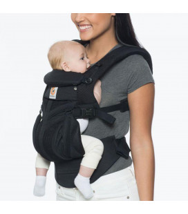 Black Omni 360 Baby Carrier