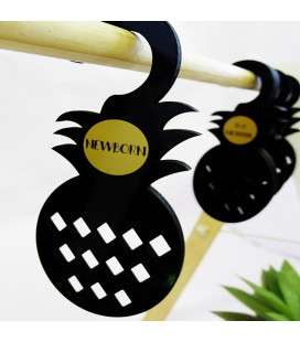 Pineapple Closet Dividers