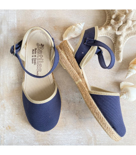 Altea Navy Sandal