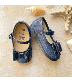Celia Navy Pump