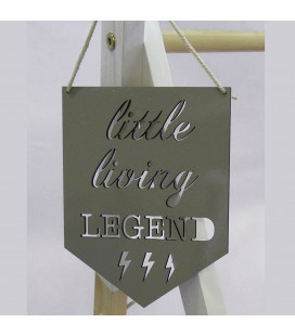 Little Living Legend - Bolts