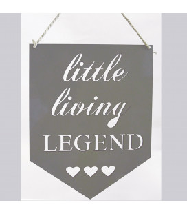 Little Living Legend - Hearts